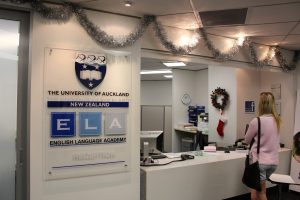 The University Of Auckland English Language Academy (ELA)