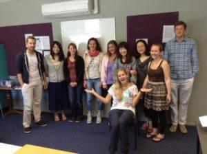 English Teaching College (ETC)