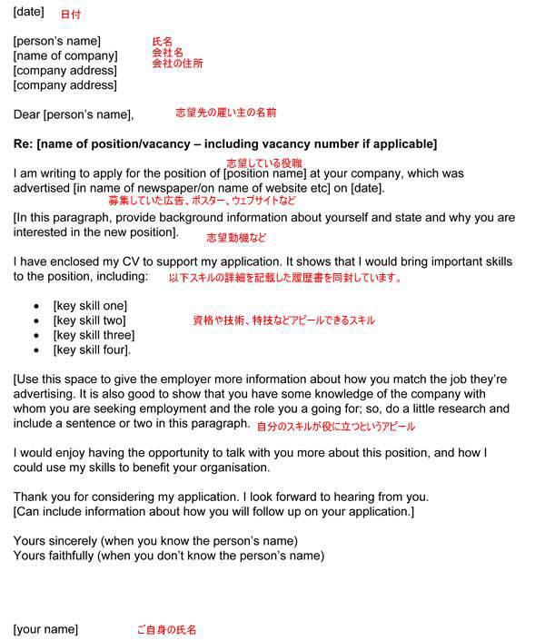 Cv Cover Letter Nz: ニュージーランド留学センター