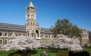 University of Otago Language Centre & Foundation Year